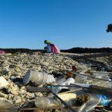 Vida no paraíso de Galápagos é ameaçada por plásticos