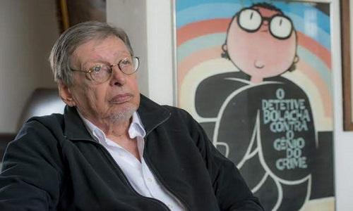 Morre aos 83 anos, o escritor João Carlos Marinho.