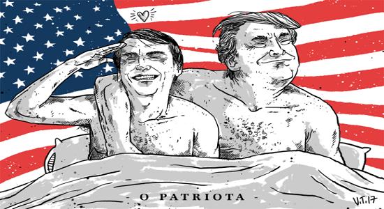 JAIR BOLSONARO É O MAIS INEPTO GESTOR QUE O BRASIL JÁ ELEGEU