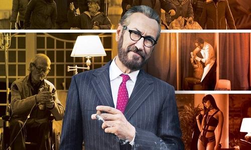 'O Rei de Roma' usará humor para discutir sobre sociedade italiana contemporânea.