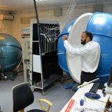 Prefeito Colbert visita fábrica de equipamento para iluminação no Centro Industrial do Subaé