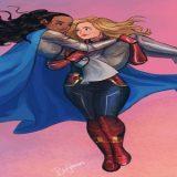Brie Larson e Tessa Thompson estão capitaneando o 'ship' entre Capitã Marvel e Valkyrie