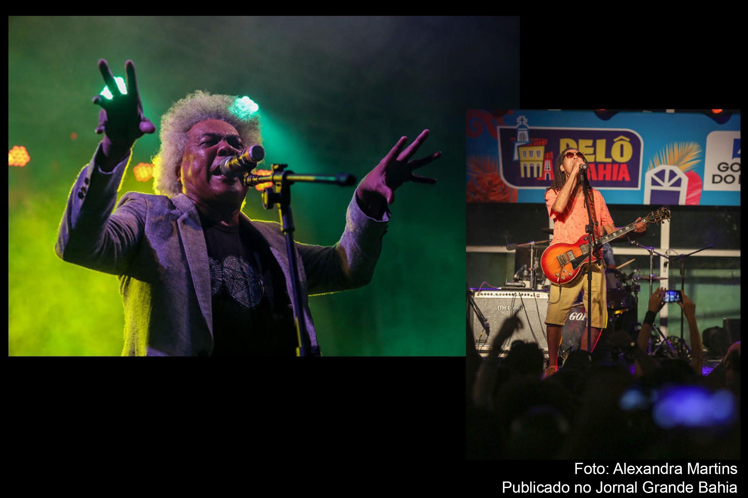 O Pelourinho se transformou no espaço Reggae com Dionorima de Sine Calmon