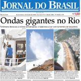 JORNAL DO BRASIL FECHA AS PORTAS:  VERSÃO ONLINE CONTINUA