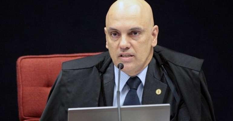 """Moraes investigar ataques ao STF e os críticos podem """"espernear"""""""