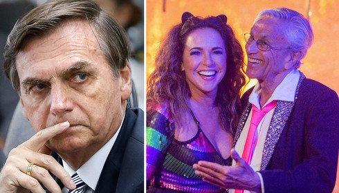 Cuidado, Bolsonaro: artistas derrubaram a ditadura sem armas