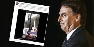 O presidente Bolsonaro passou dos limites éticos e morais