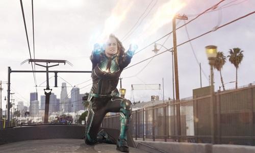 Em estreia mundial, 'Capitã Marvel' arrecada US$ 455 milhões.