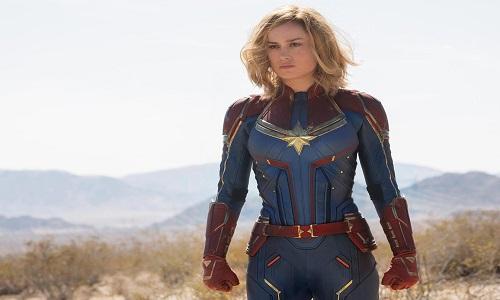 'Capitã Marvel' lidera com folga bilheterias nos EUA com US$ 69 milhões