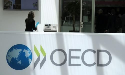 Previsão de crescimento da economia global em 2019 e 2020 é reduzido pela OCDE.