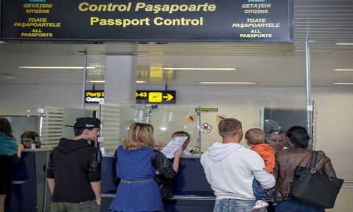 Sobe mais de 60% o número de brasileiros impedidos de entrar na União Europeia