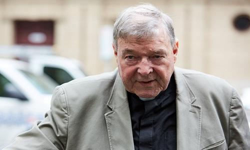 Cardeal George Pell é condenado por pedofilia a 6 anos de prisão pela justiça Australiana