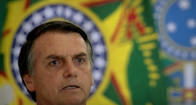"""A imagem de """"racista"""" e """"ditador"""" no exterior irrita Bolsonaro"""