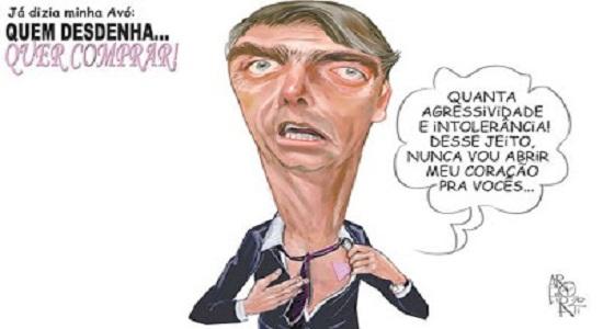 Bolsonaro, um maluco no pedaço/ Por Sérgio Jones*
