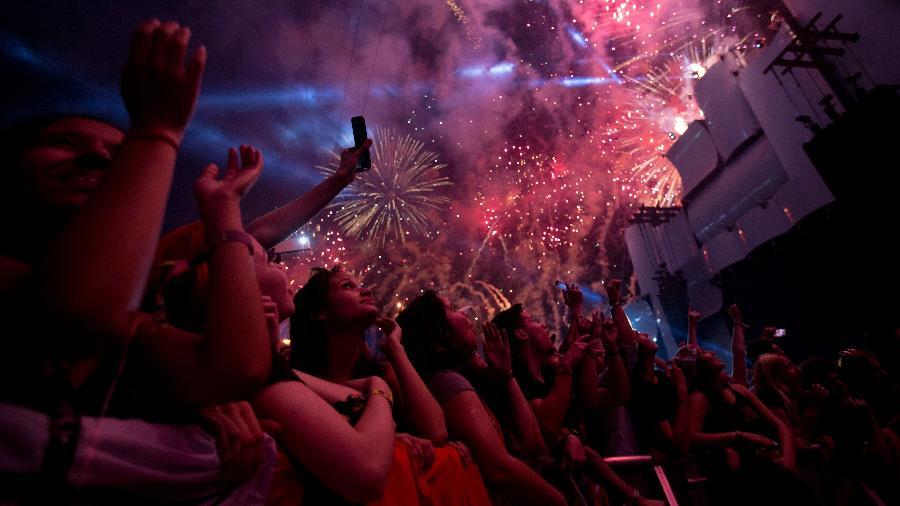 Rock in Rio anuncia palco de música eletrônica.