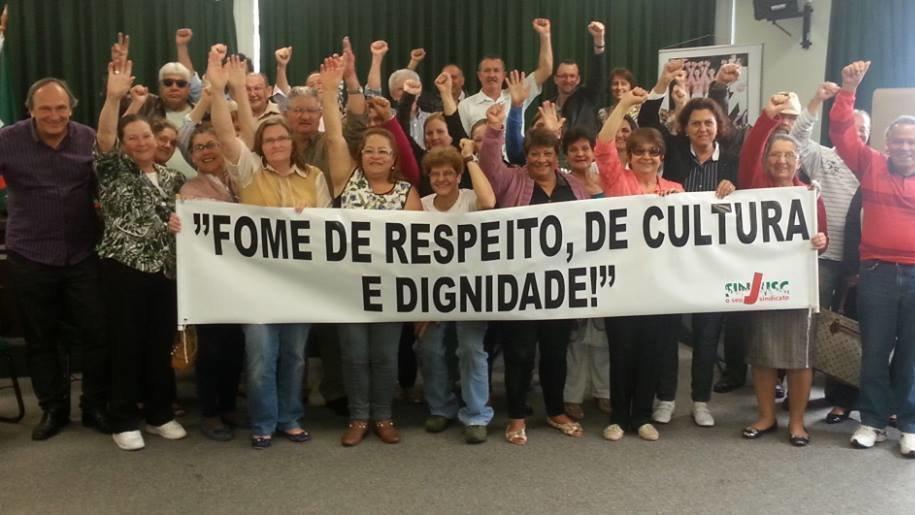 Governo quer tungar trabalhadores, aposentados e pensionistas