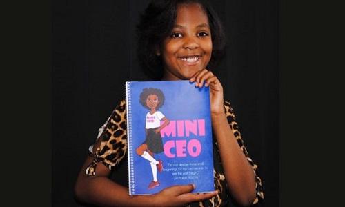 Menina americana vira 'mini CEO' ao criar material escolar para estudantes negras, cadeirantes e com vitiligo