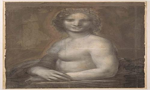 'Mona Lisa nua' poderia ser obra de Leonardo da Vinci