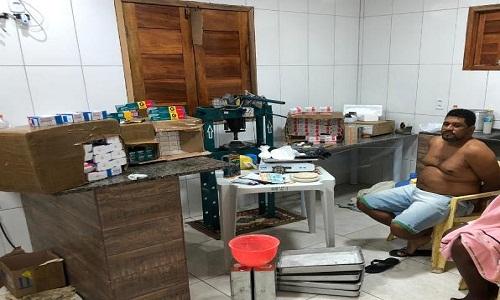 Líder do tráfico de cocaina em Feira de Santana é preso em Sergipe