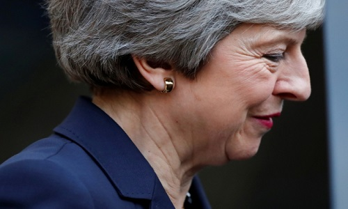 UE deve conceder novo adiamento do Brexit a premiê britânica