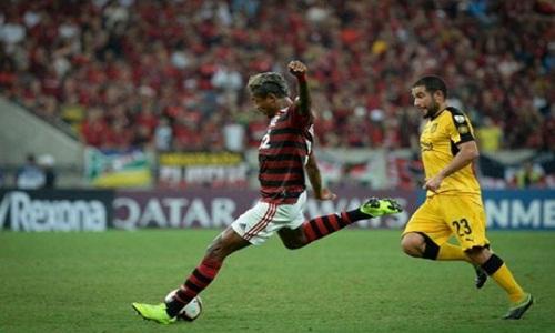 Flamengo perde jogo e liderança para Peñarol na Libertadores