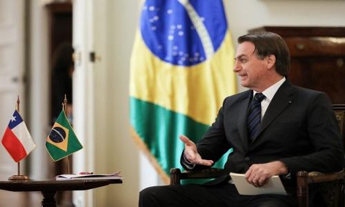 Em cem dias, Bolsonaro faz balanço de metas cumpridas e em andamento.