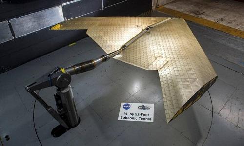 NASA e MIT criam nova asa de avião que pode mudar a forma no ar