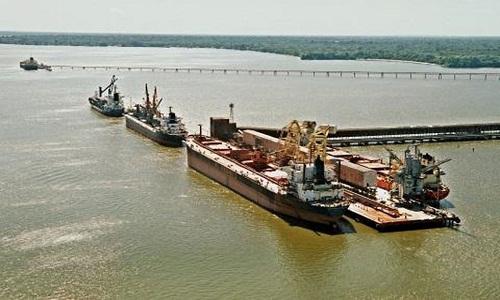 Governo leiloa hoje 6 terminais portuários