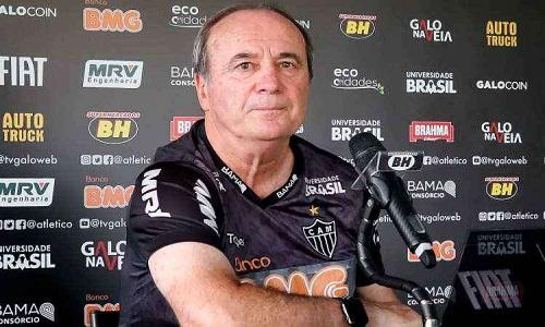Levir garante força máxima no Atlético-MG e exalta rivalidade estadual