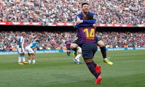 Messi lidera ranking de mais bem pagos.