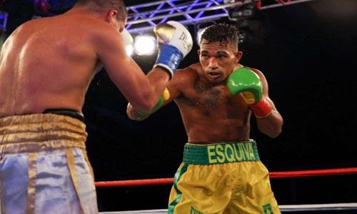 Esquiva e Robson Conceição vencem lutas como profissionais.