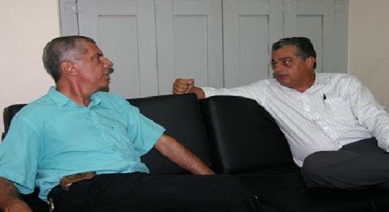 Ex-prefeito Tarcízio Pimenta e ex-secretário de educação José Raimundo condenados por rombo de R$ 1,7 milhão no FUNDEB.