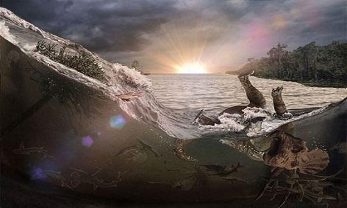 O que aconteceu nas horas seguintes à queda do asteroide que teria dizimado os dinossauros?