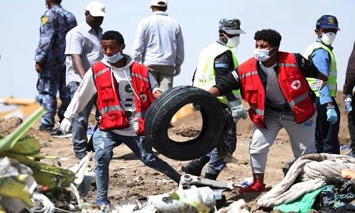 Relatório isenta pilotos e aponta que falha em software derrubou Boeing na Etiópia