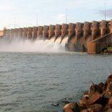 ONS eleva previsão de chuvas nas áreas de hidrelétricas do país em abril.