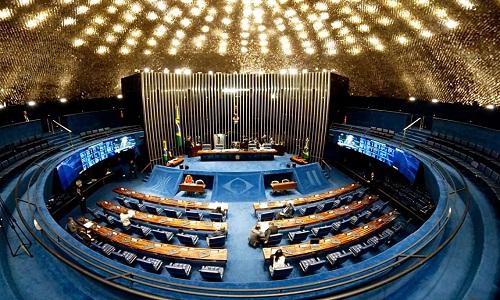 Senado vota hoje PEC do Orçamento