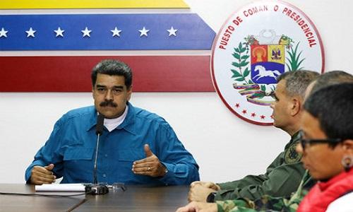 Maduro anuncia racionamento de eletricidade
