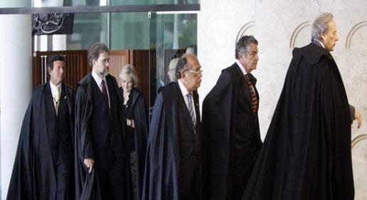 Fogueira de vaidades abala as estruturas do judiciário brasileiro