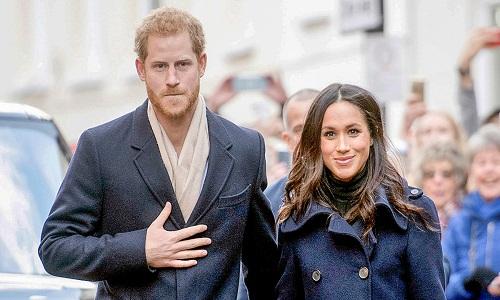 Príncipe Harry e Meghan Markle abrem conta conjunta no Instagram