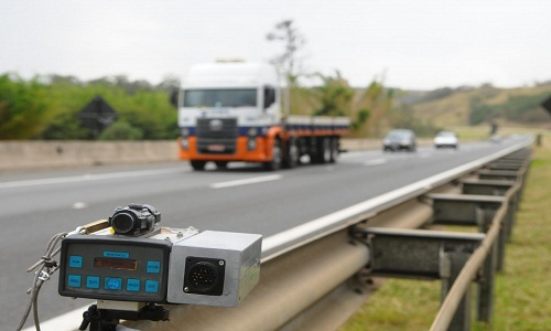 Rodovias federais podem deixar de ter radar até junho