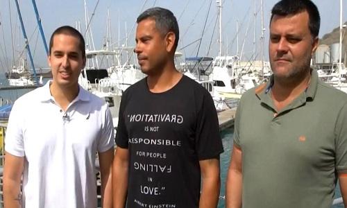 Inglês dono de barco com drogas tripulado por brasileiros é extraditado para Salvador