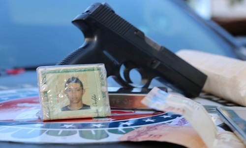 Suspeito de assaltos a bancos na Bahia, Minas e Tocantins morre em confronto com a polícia em Salvador.