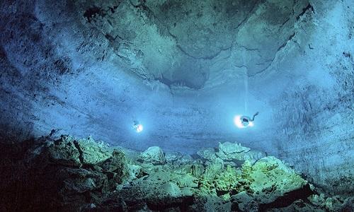 Animais e vestígios humanos pré-históricos encontrados no México