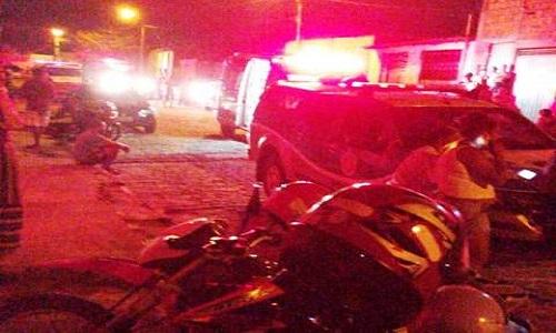 Pai e filho são mortos durante ataque a tiros em Feira de Santana