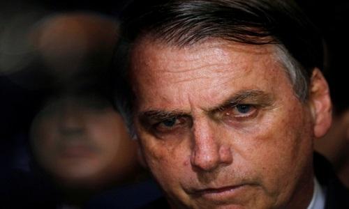 Bolsonaro se encontra com Bush no Texas