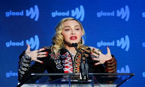 """Madonna diz que não vai se curvar a nenhuma """"agenda política"""""""