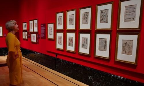 Desenhos de Leonardo da Vinci serão expostos no Palácio de Buckingham