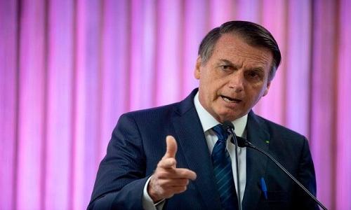 Bolsonaro reconhece culpa por falta de diálogo e propõe pacto com Legislativo e Judiciário