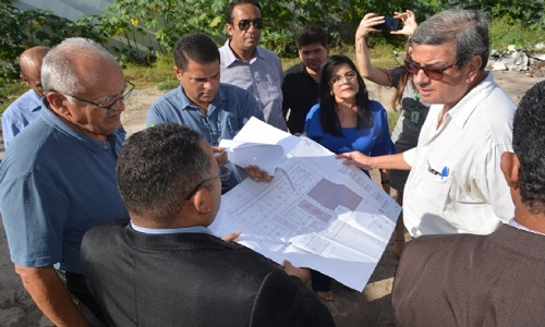 Governo Municipal dá início às obras do Instituto do Autismo, no bairro Muchila