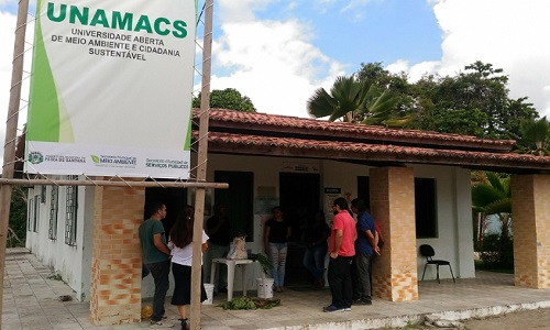 Novos cursos da UNAMACS são divulgados pela Secretaria do Meio Ambiente